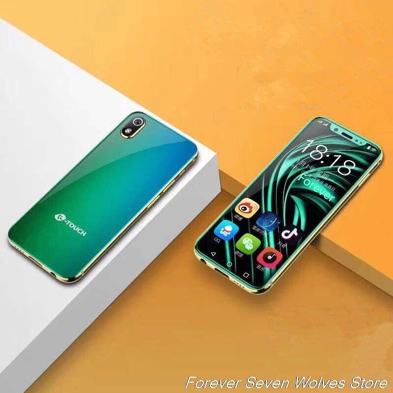 Free Case 3GB Ram 32GB Rom Android 8.1 2GB Ram 16GB Rom Mini 4G SmartPhone K-TOUCH I9 Face ID Telefo