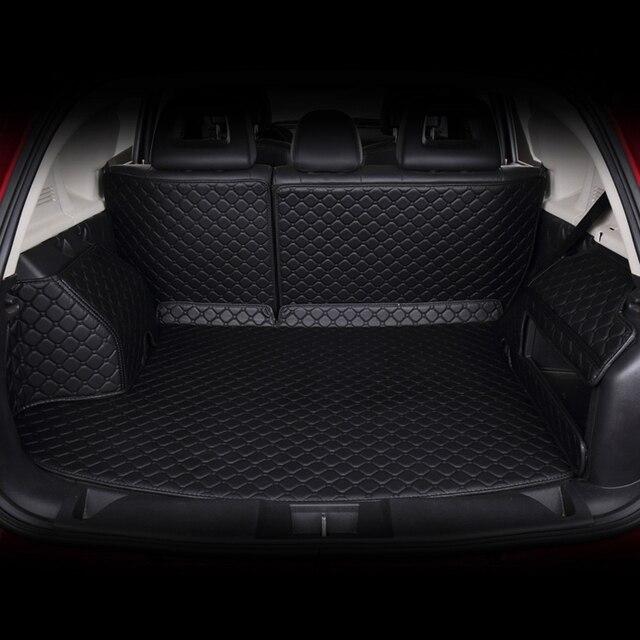 Rutschfeste Dedicatef Voll Umgeben Kofferraum Matten Fur Suzuki SX4 Swift Alto