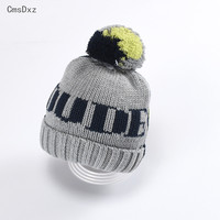 CmsDxz Winter Hats For Baby Boys Kids Photography Props Baby Boy Hat Warm Accessorie Fashion Cap