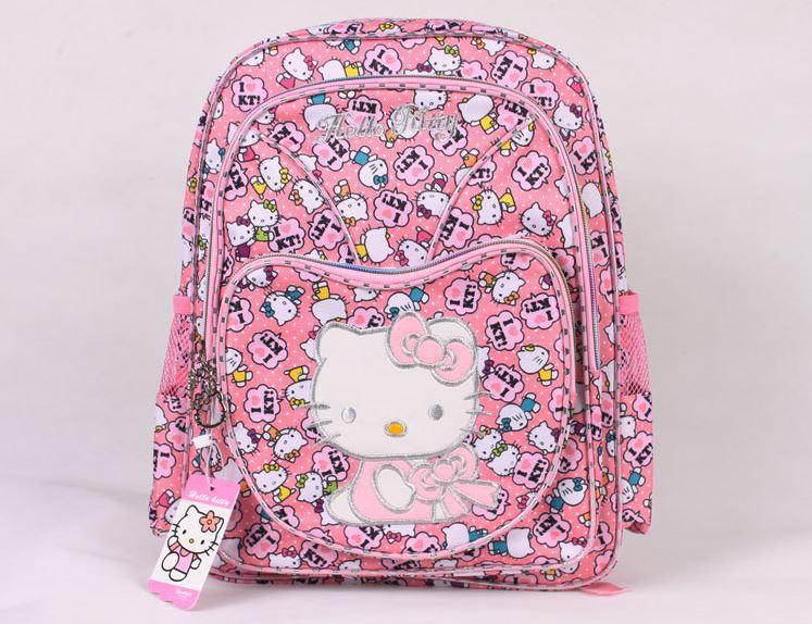Hello Kitty big size girls school bags backpacks girls backpacks ...