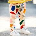 Polainas de las muchachas 2016 Del Resorte Del Bebé Niño Ropa de los Bebés Ropa del bebé Pantalones de Las Muchachas Legging Niños Ropa Vetement Garcon Bebe Fille