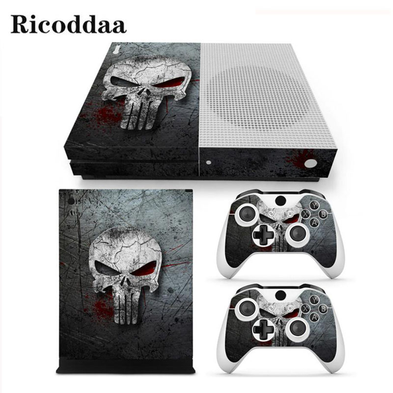 Hearty Liverpool Xbox One S Skin Sticker Console Decal Vinyl Xbox One Controller Video Game Accessories