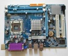Solid g31 motherboard 775 needle ddr2 fsb-533