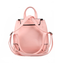 Fashion Elegant Sequined Leather Women's Backpack