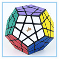 MF8 9cm Big Megaminx Magic Cube Transparent Red And Black IQ Brain juguetes educativos Educational Toy Special Toys