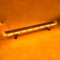 12V 24V 40.570 LED Recovery LightBar Wrecker Flashing Beacon Strobe Light Emergency Amber LED LightBar Warning LightBar