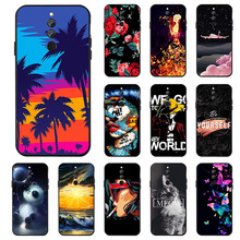 Ojeleye Fashion Black Silicon Case For Xiaomi Shark Helo Cases Anti-knock Phone Cover Covers