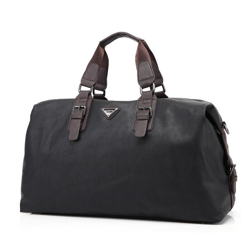 Brand New Fashion Leather Mens Travel Bags Large Capacity