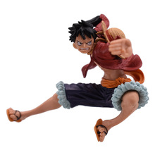 6.8 17CM One Piece Luffy Anime Action Figure PVC New Collection figures toys for Christmas gift