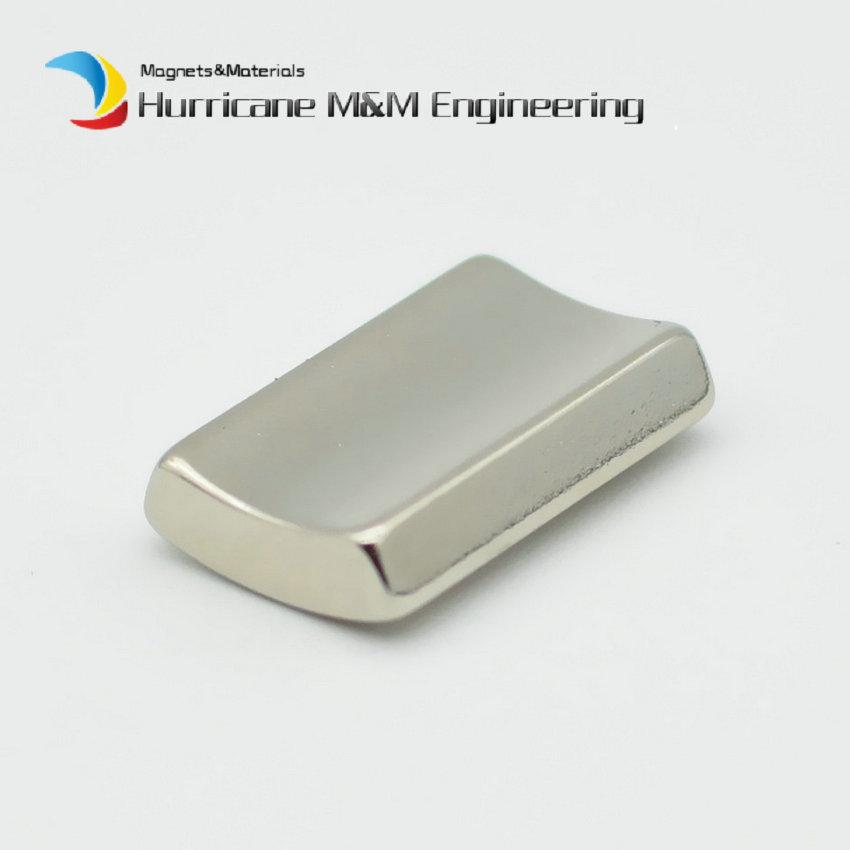 Image 3 - NdFeB Magnet Arc OR18xIR14x45degxT20 mm N42H Motor Magnet for Generators Wind Turbine Neodymium Permanent Rotor Segment 8 240pcs-in Magnetic Materials from Home Improvement