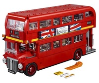 Genuine The London Bus Set Building Blocks Bricks Educational Toys Model Gifts Compatible with Legoings