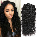 Mink Malaysian Virgin Hair Water Wave 3 Bundles Deals Wet And Wavy Virgin Human Hair 8A Malaysian Water Wave Hair Extensions