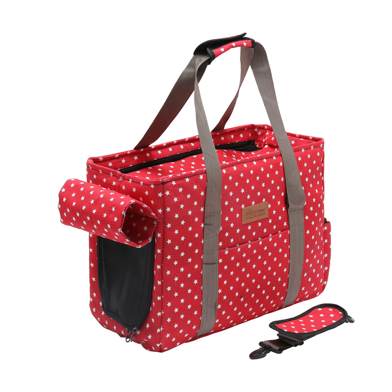 Cat Carrier Handbag Breathable Pet Carriers Carrying For Small Cats Dogs Travel Outdoor Products For Cat