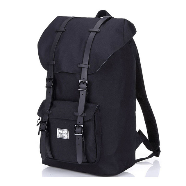 Bodachel Travel Backpack for Men 15.6'' Notebook Laptop Backpack Male Large Capacity Drawstring Knapsack Tourist sac a dos homme 2