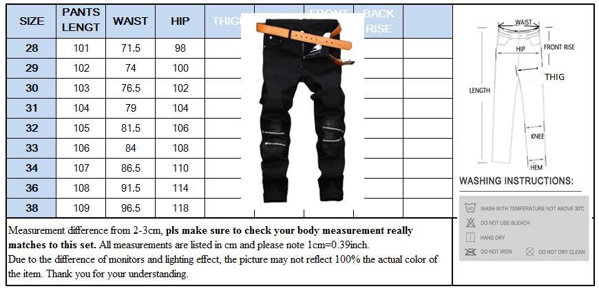 men's pants jeans