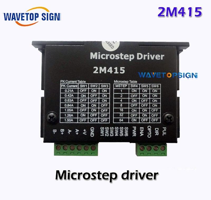 JMC 2M415  2 Phases Stepper Motor Drive  Stepping Motor Control Card Plenty In Stocks Good Speed 2 Years Warranty