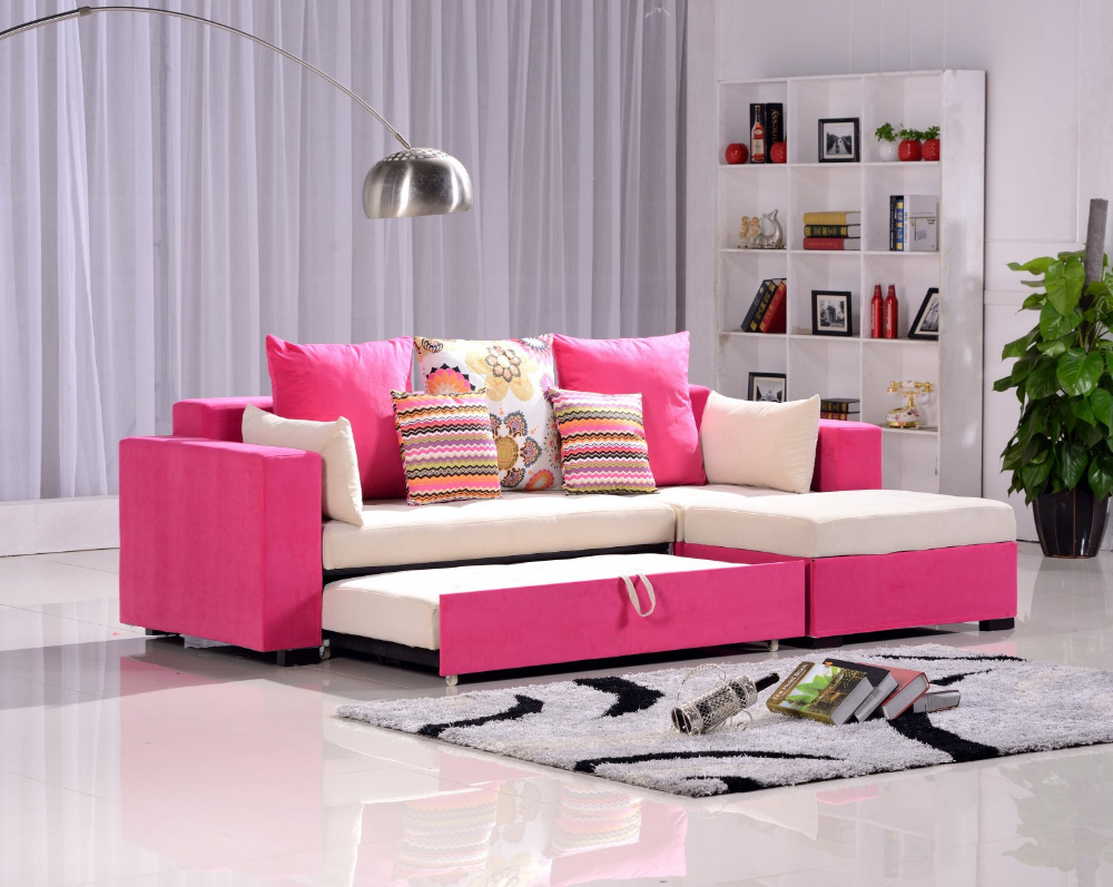 Living Room Sofas Sets Us 484 8009 Furniture Sofa Sofa Set Living Room Furniture Modern Colorful Fabric Bed In Living Room Sofas From Furniture On Aliexpress