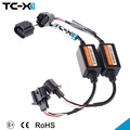 TC-X 2PCS H13 9008 High/Low Beam LED Headlight Warning Error Free Canbus Canceller Decoder Anti-Hyper Flashing Blinking H4 9004