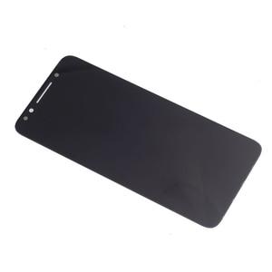 Image 3 - 100% test für Alcatel 3X5058 5058A 5058I 5058J 5058T 5058Y LCD display + touch screen komponenten digitizer reparatur teile + werkzeuge