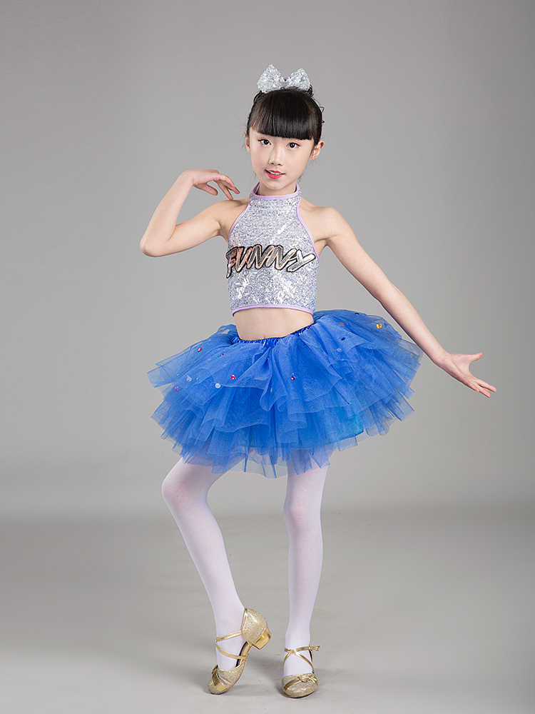 6a8fca8737e8 Detail Feedback Questions about Jazz dance costume dance dress for ...