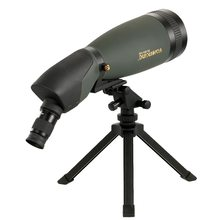 купить Visionking 30-90x100 Angled Spotting Scope Waterproof Fogproof Height Travel Scope Monocular Telescope for Bird Watching Camping по цене 20561.92 рублей