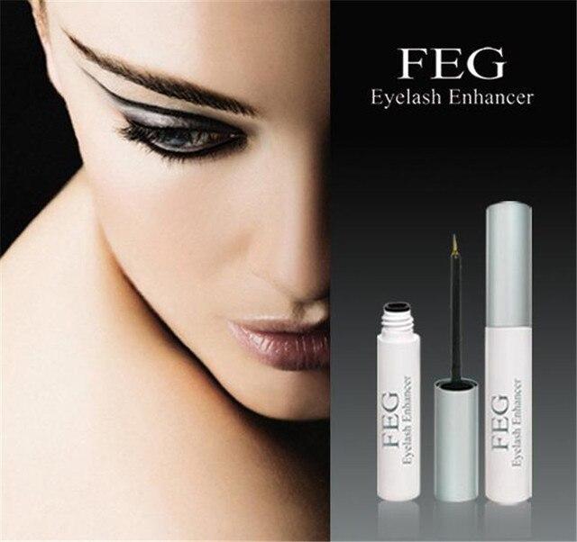 1PCS/LOT 100% Original FEG eyelash enhancer serum Factory supply promotional price eyelash growth liquid free shipping