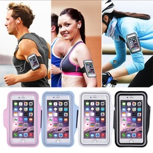 Sports Exercise Running Gym Armband Pouch Holder Case Bag for Cell Phone free shipping
