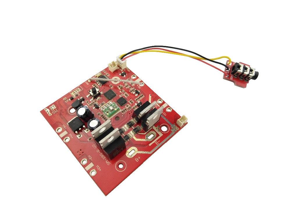 Hot Airplane Parts for SYMA X8SW X8SC X8 PRO X8SG Remote Helicopter Receiver Board Accessories