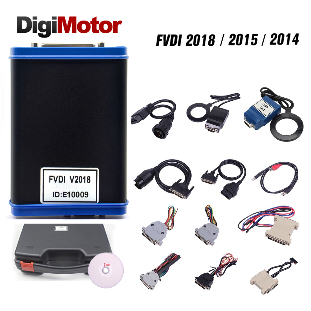 Newest FVDI V2018 Original FLY FVDI ABRITES Commander FVDI Full Version (18 Software) No time limited V2014/2015 FVDI 2017 fvdi2 abrites commander for honda hds v3 016 with free j2534 drewtech software
