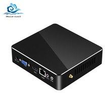 HLY جهاز كمبيوتر صغير إنتل سيليرون 2955U النواة i3 4010U ويندوز 10 بنتيوم 4405U HDMI Wifi usb3.0 التلفزيون مربع minipc الكمبيوتر البسيطة سطح المكتب