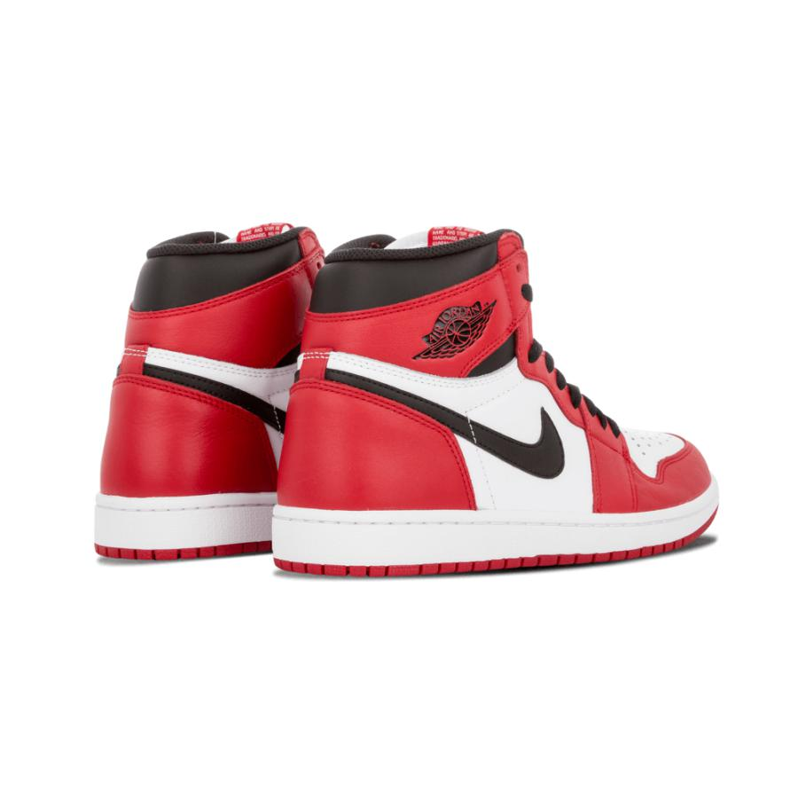Original Nike Air Jordan 1 Retro High OG Chicago Breathable Men's Basketball Shoes Sports Sneakers Trainers 575441-101 2