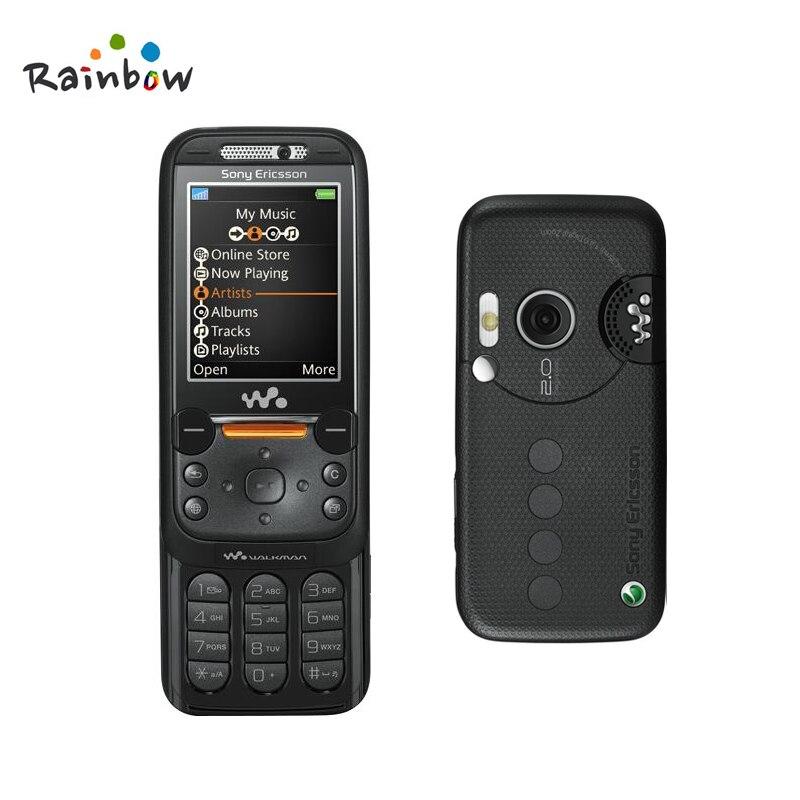 Original Sony Ericsson W850i 3G Music Slider Mobile Phone Un