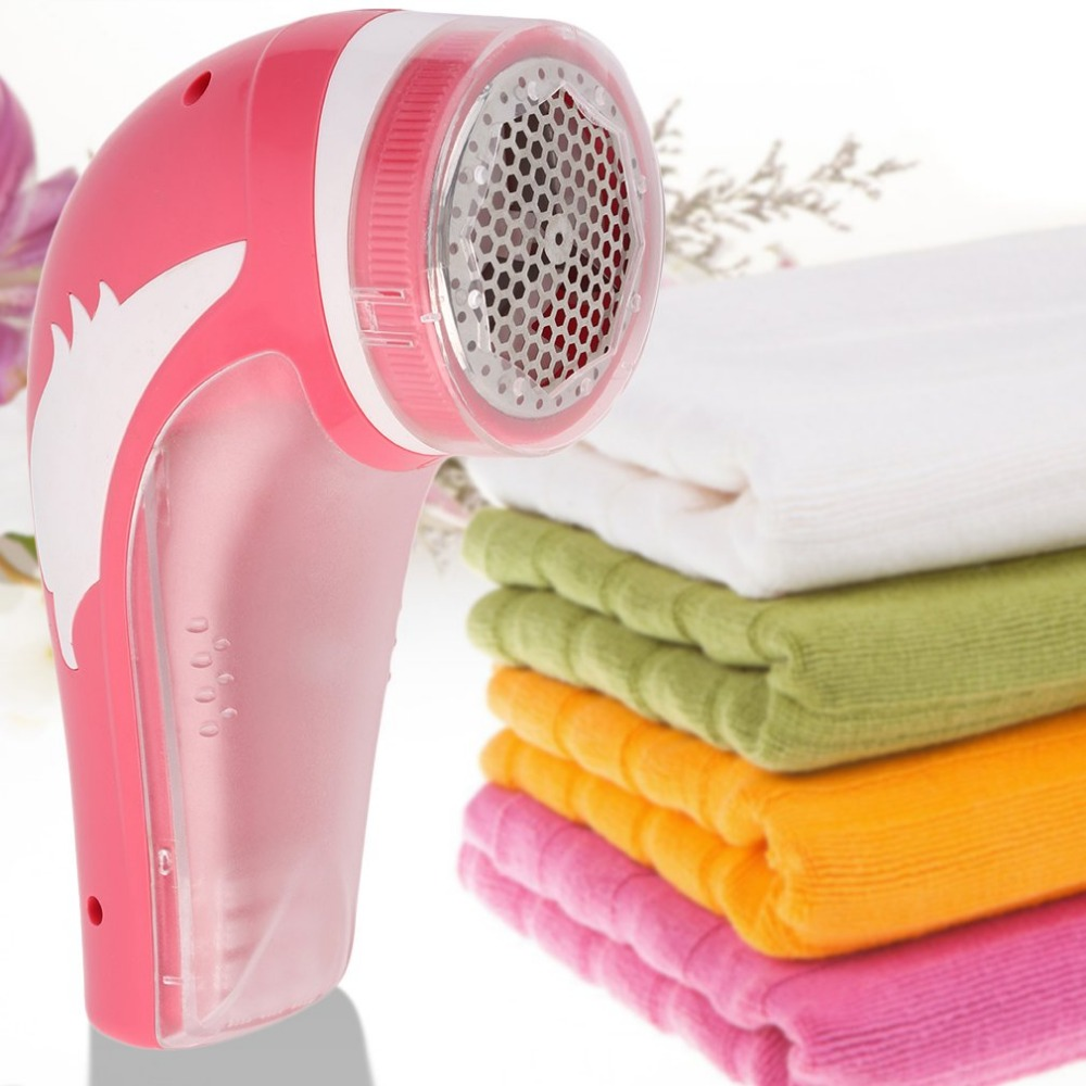 2017 NEW Electric Clothes Lint Removers Fuzz Pills Shaver for Sweaters Carpets Clothing Lint Pellets Cut Machine