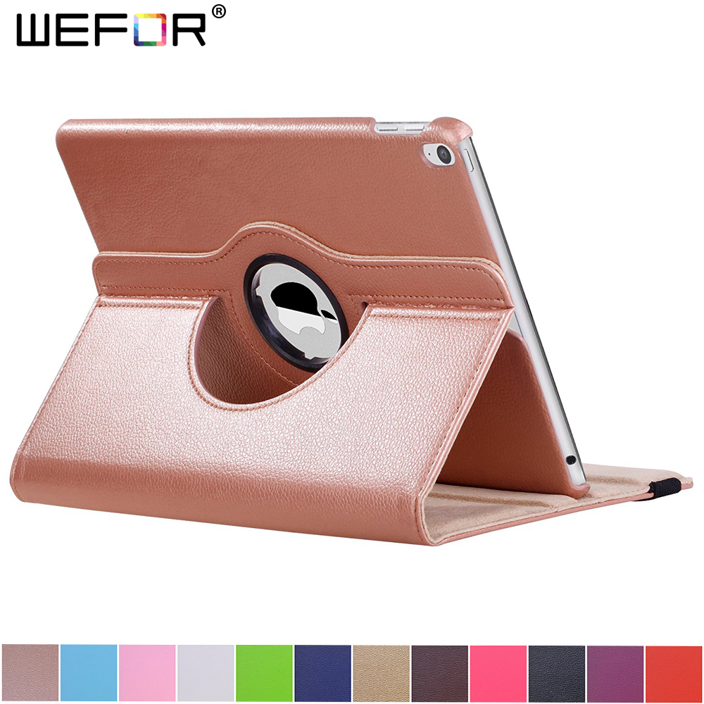 Case For iPad Pro 10.5,WEFOR PU Leather Flip Smart Stand 360 Rotating For New iPad Pro 10.5inch 2017 CaseCase For iPad Pro 10.5,WEFOR PU Leather Flip Smart Stand 360 Rotating For New iPad Pro 10.5inch 2017 Case