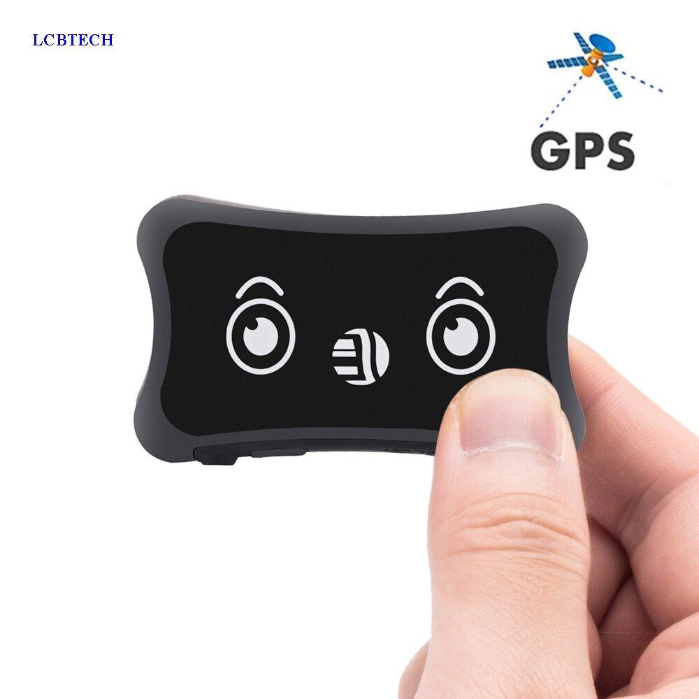 Original MiNi chien chats GPS AGPS GSM suivi localisateur Rastreador enfants voiture IOS Android APP plate-forme dispositif de suivi en ligne
