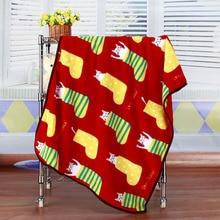 Cartoon Baby Blanket Kids Cobertor Para Bebe Aircon Child Sheet Warm Spring Super Soft Flannel Fleece Plaid on the Sofa Blankets цена в Москве и Питере