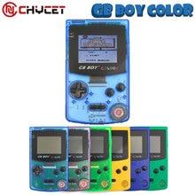 """Kong Feng GB Jungen Klassischen Farbe Farbe Handspielkonsolen 2,7 """"Hand Spiel Player Mit Hintergrundbeleuchtung 66 eingebaute spiele"""