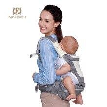 0-36 Months 360 Ergonomic Baby Carrier Multifunctional Foldable Babies Hipseat Breathable Toddler Backpack Kangaroos Manduca