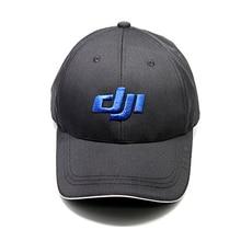DJI Mavic pro accesorios logotipo azul al aire libre algodón visera sombrero/drone sombrero