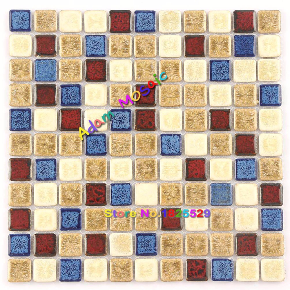 Multi Color Shower Tile Subway Deco Materials Brown Mosaic Tile Swimming  Pool Floor And Wall Design In Wallpapers From Home Improvement On  Aliexpress.com ...