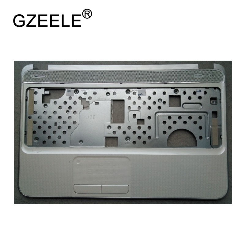 GZEELE New Laptop LCD TOP CASE For HP Pavilion g6 g6-2000 2328tx 2233 2301ax Palmrest Keyboard Bezel Cover Upper Case Assembly brand new laptop for dell inspiron 15 15r 5521 5537 3537 3521 lcd back cover upper cover bezel case palmrest cover bottom case