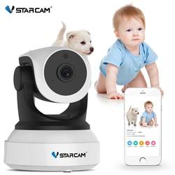 Vstarcam مراقبة الطفل 720P واي فاي الأمن كاميرا IP الأشعة تحت الحمراء للرؤية الليلية تسجيل الصوت مراقبة لاسلكية كاميرا شبكية عالية الوضوح C7824WIP
