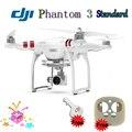 RC helicóptero quadcopter RTF FPV Drone DJI Phantom 3 Estándar Con 2.7 K HD Cámara Gimbal buildin GPS sistema, live HD vista