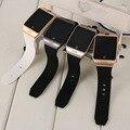 Smart Watch APRO PK Q18 Q18S Сим-Карты, Построенный в 8 ГБ Памяти Изогнутый Экран NFC Подключения Поддержка Bluetooth Смарт-Часы часы