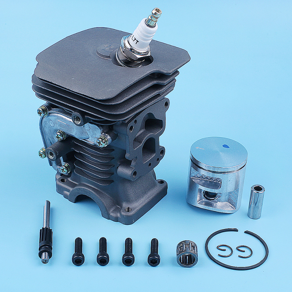 Cilindro adecuado para Jonsered cs2156 motor sierra motosierra nuevo