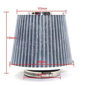 Image 2 - R EP سيارة فلتر الهواء 2.5/2.75/3 بوصة ل العالمي مدخل هواء بارد تدفق عالية 65 مللي متر 70 مللي متر 76 مللي متر الأداء متنفس مرشحات