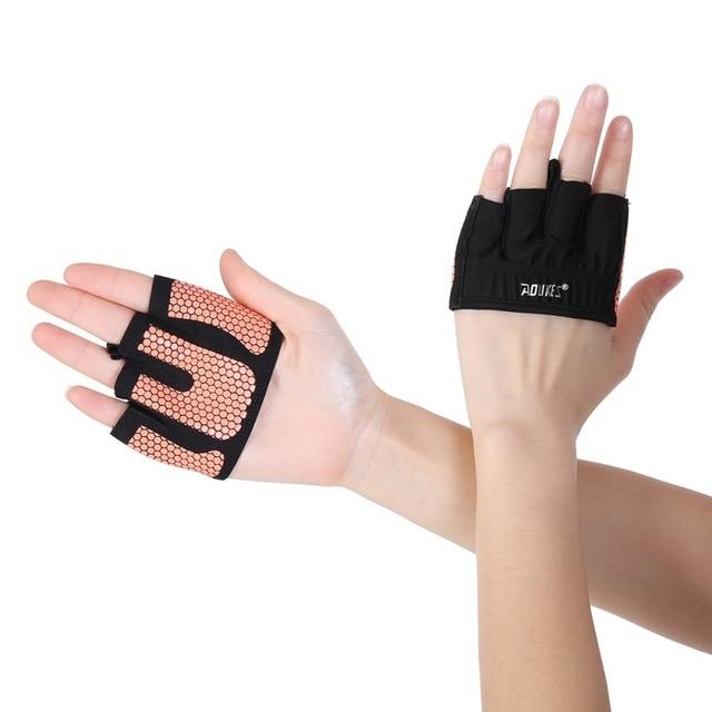 Women Gym Gloves  3