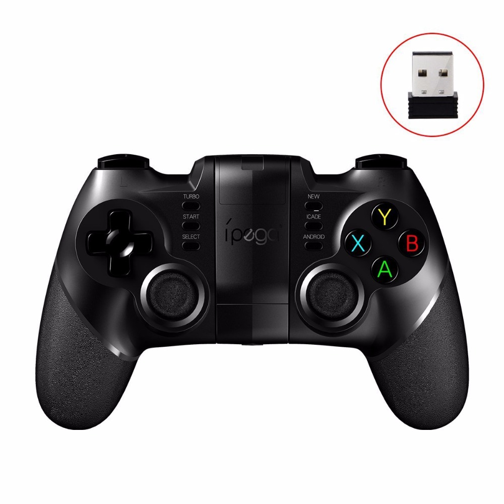 iPega PG-9076 PG 9076 Bluetooth Gamepad for PlayStation3 Controller with Holder for Android/ iOS/ Windows Smartphone Tablet PC