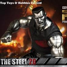 For collection Era PE002 1/6 scale Deadpool X-Men Colossus Piotr Nikolaievitch Rasputin action figure Full Set doll