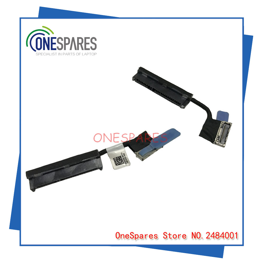 Original Laptop Hard Drive Connector For DELL L421X hdd cable 0455X3 DC02C002O00 QLM00_HDD_CABLE storage cable